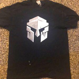 Shirt warrior club shirt from 2018-2019